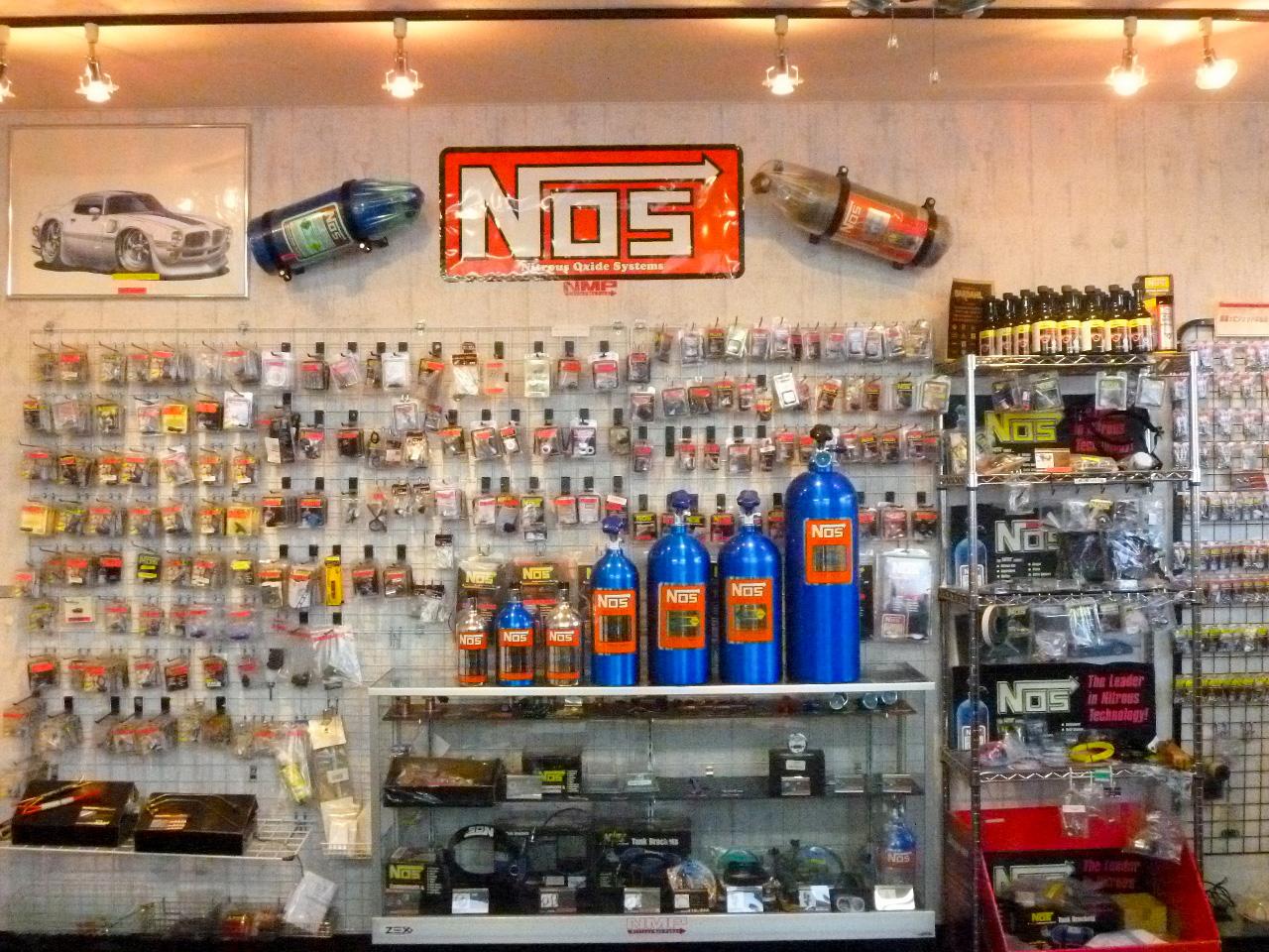 NOS(Nitrous Oxid System)とは